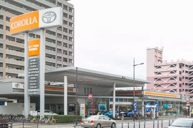 トヨタ カローラ 福岡 トヨタカローラ博多 公式ホームページ