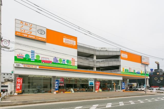 トヨタ カローラ 福岡 トヨタ 販売店情報 トヨタカローラ福岡株式会社